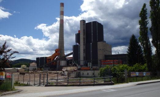 Transfert d'une centrale électrique d'Autriche en Turquie